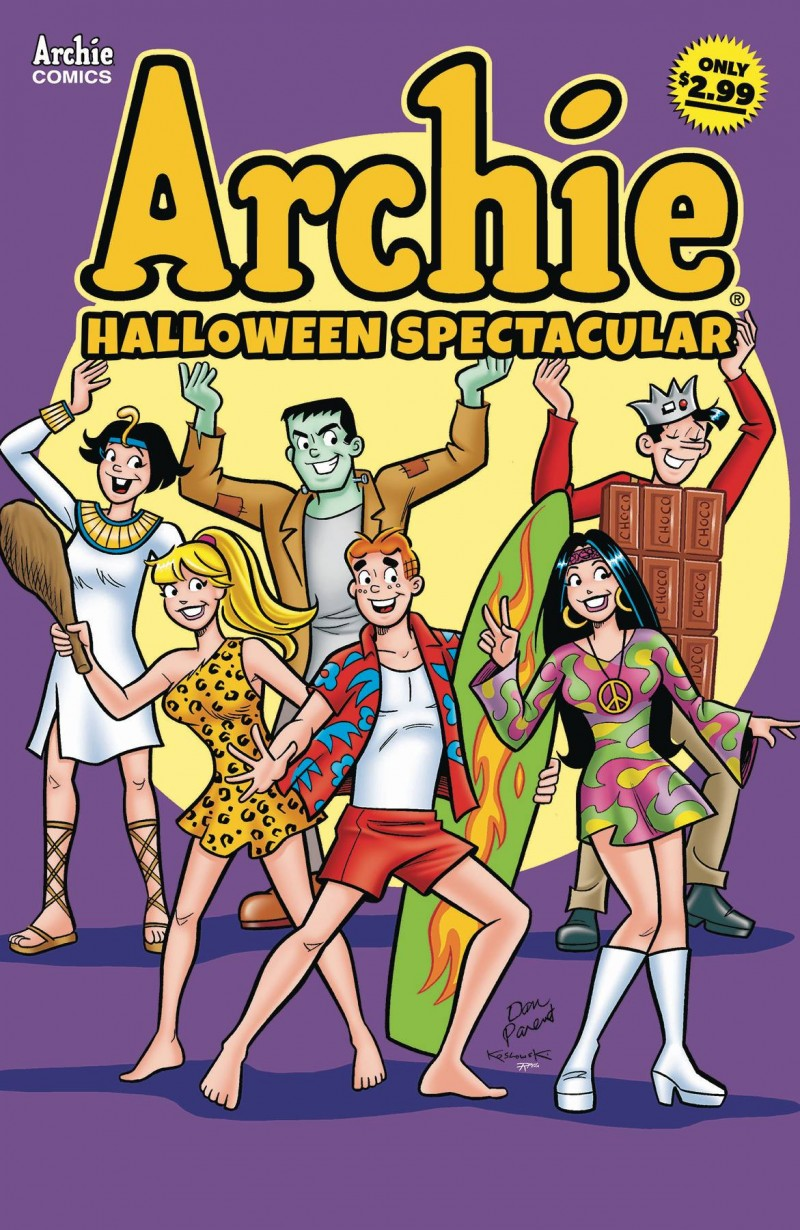 Archies Halloween Spectacular 2018