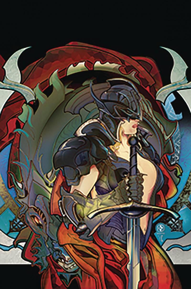 Black Knight #1 CVR E Colapietro