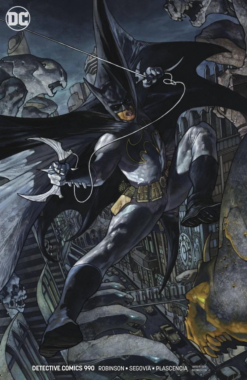 Detective Comics #990 CVR B