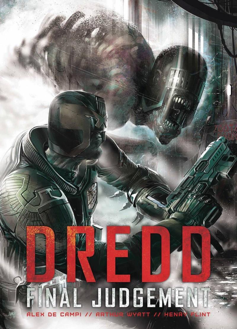 Dredd Final Judgement #1