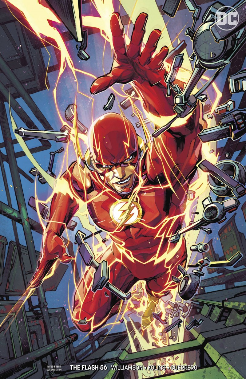 Flash V7 #56 CVR B