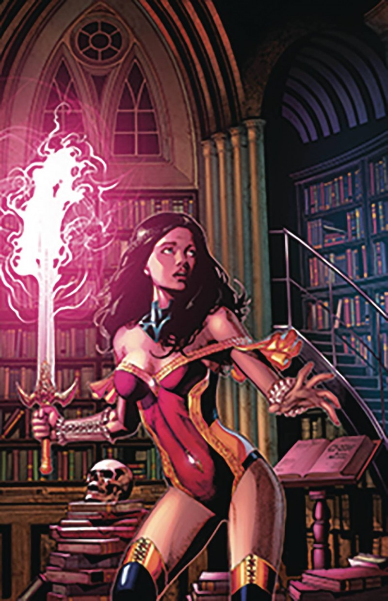 Grimm Fairy Tales V2 #21 CVR A Chen