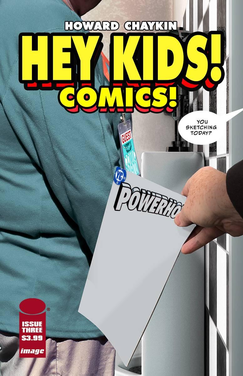 Hey Kids Comics #3