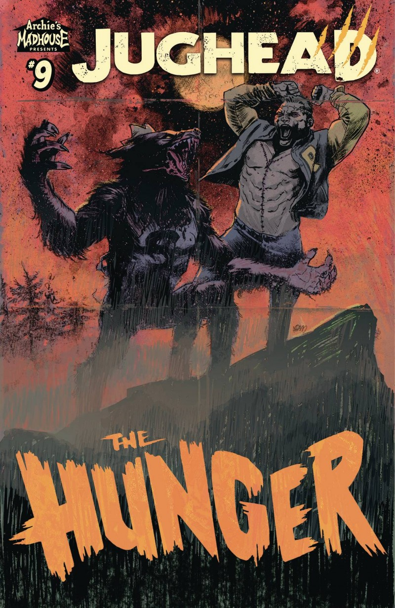 Jughead the Hunger #9