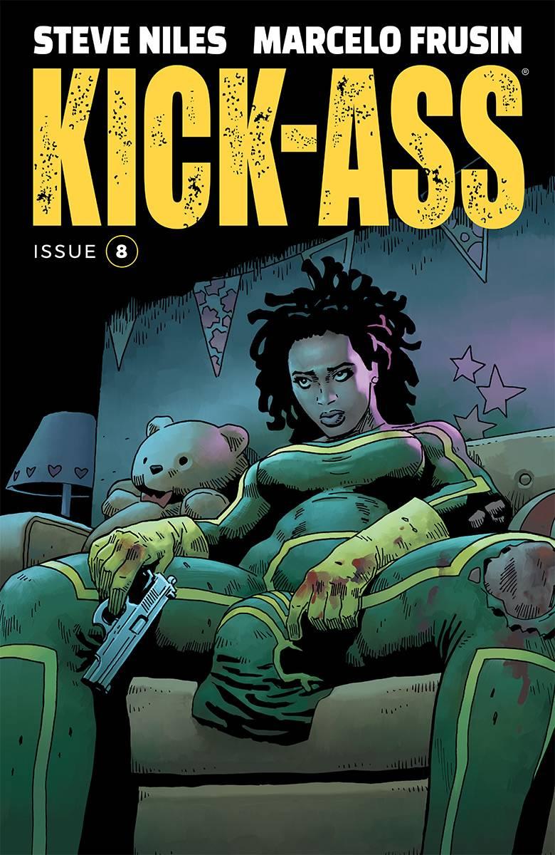 Kick-Ass V4 #8 CVR A Frusin