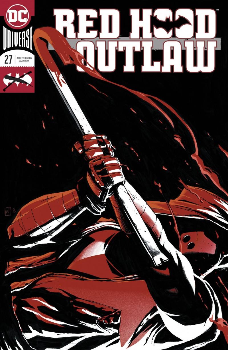 Red Hood Outlaw V2 #27 CVR A Foil