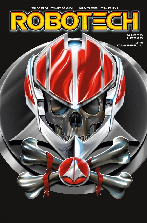 Robotech #13 CVR C G