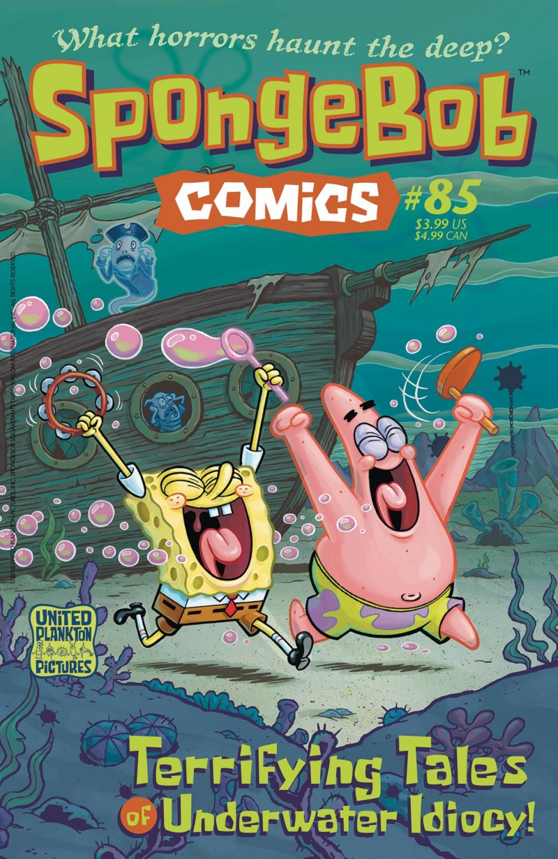 Spongebob Comics #85