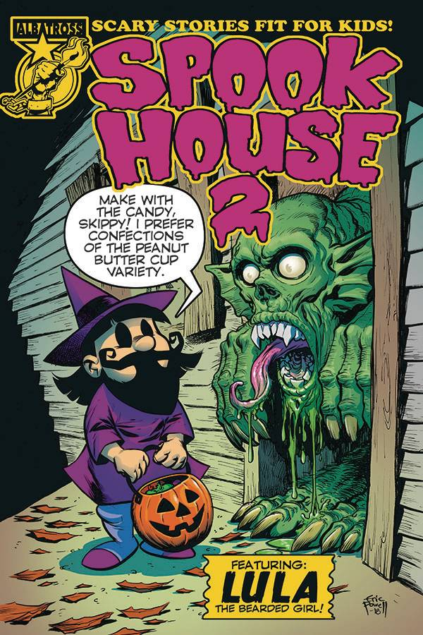 Spookhouse 2 #2