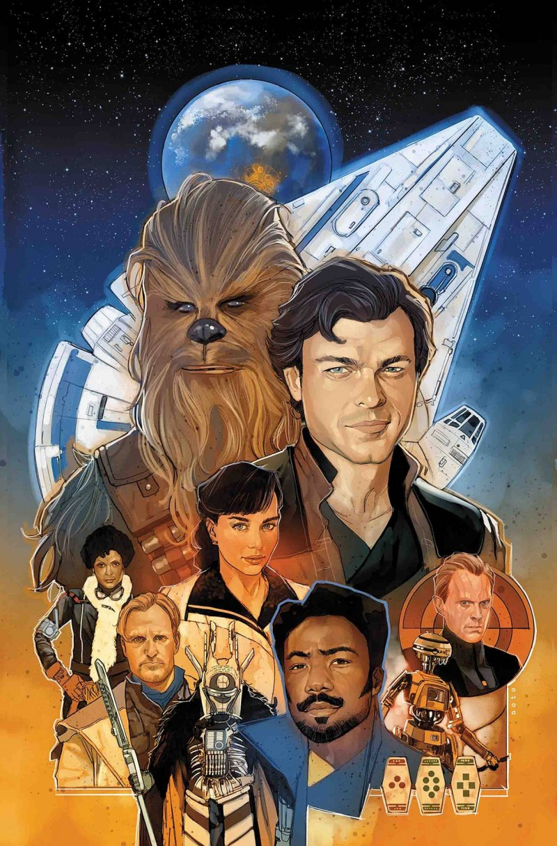 Star Wars Solo Adaptation #1