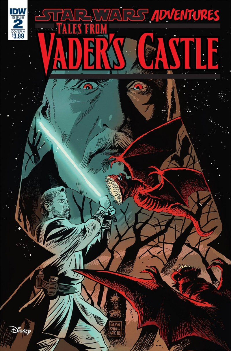 Star Wars Tales From Vaders Castle #2