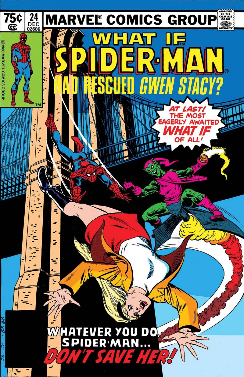 True Believers One-Shot What If Spider-man Rescued Gwen Stacy