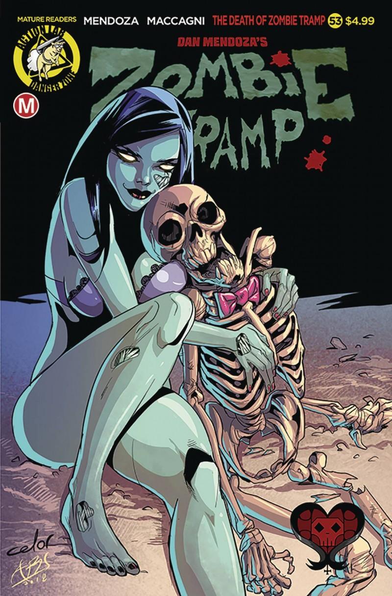 Zombie Tramp V4 #53 CVR A Celor