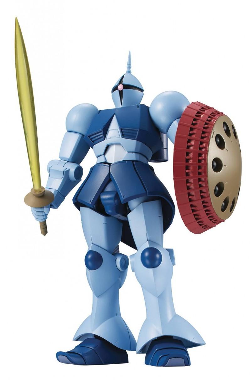 Gundam Robot Spirits Mobile Suit Gundam MS-15 Gyan
