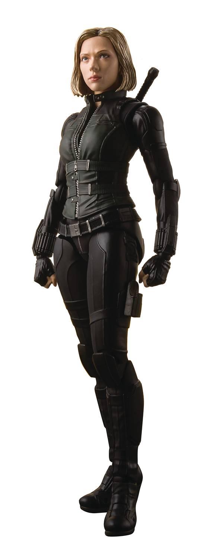 Marvel SHFiguarts AF Avengers Infinity War Black Widow