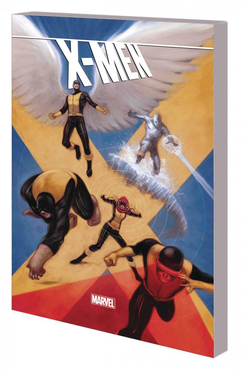 X-Men TP Uncanny Origins