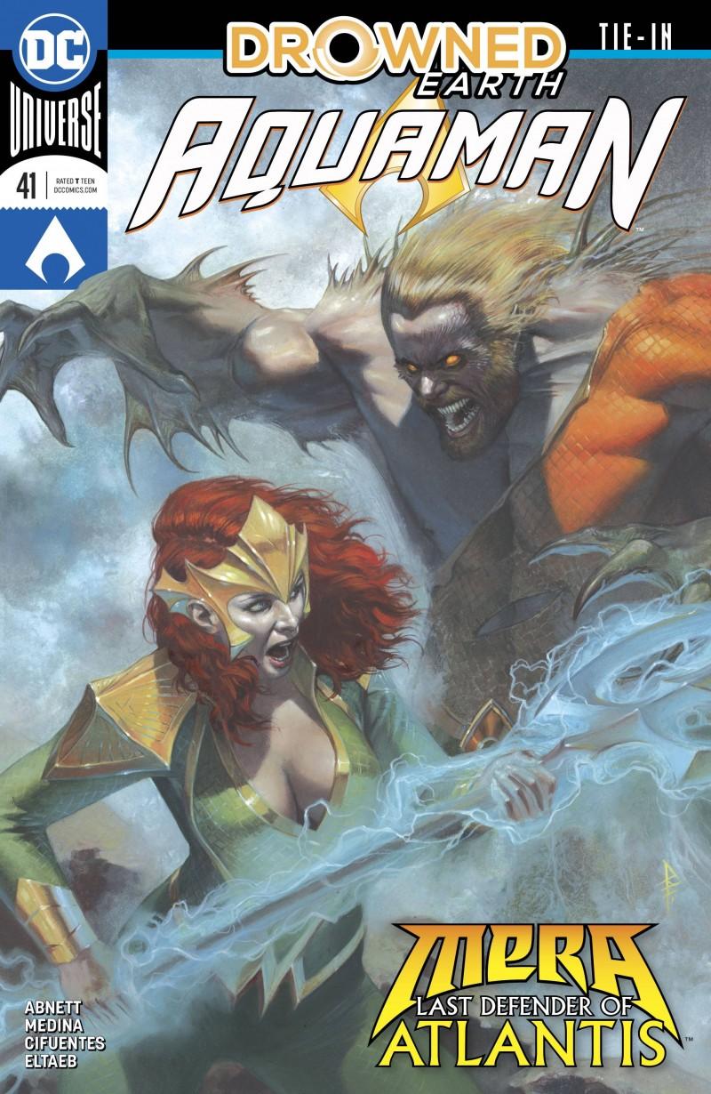 Aquaman V6 #41 CVR A