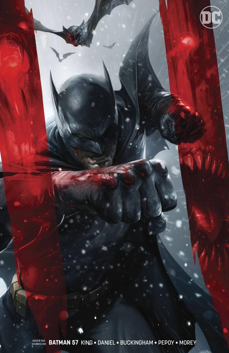 Batman V3 #57 CVR B