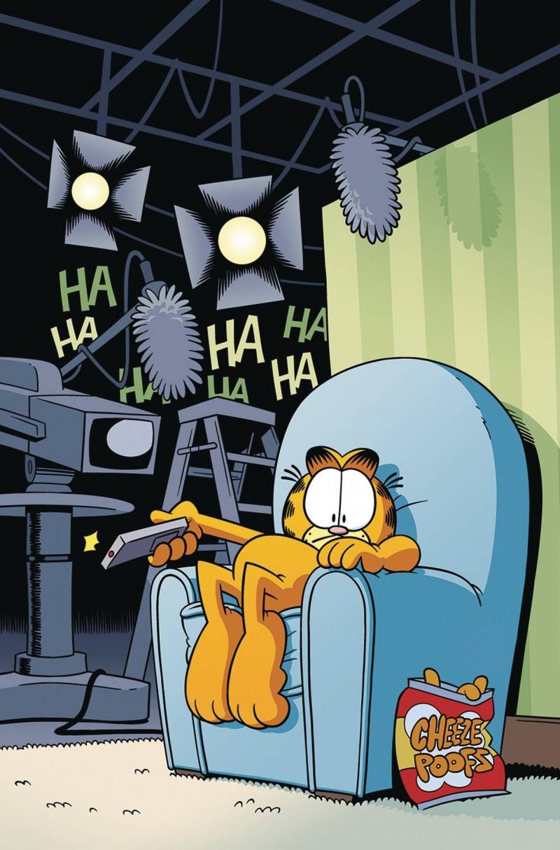 Garfield TV or Not TV #1