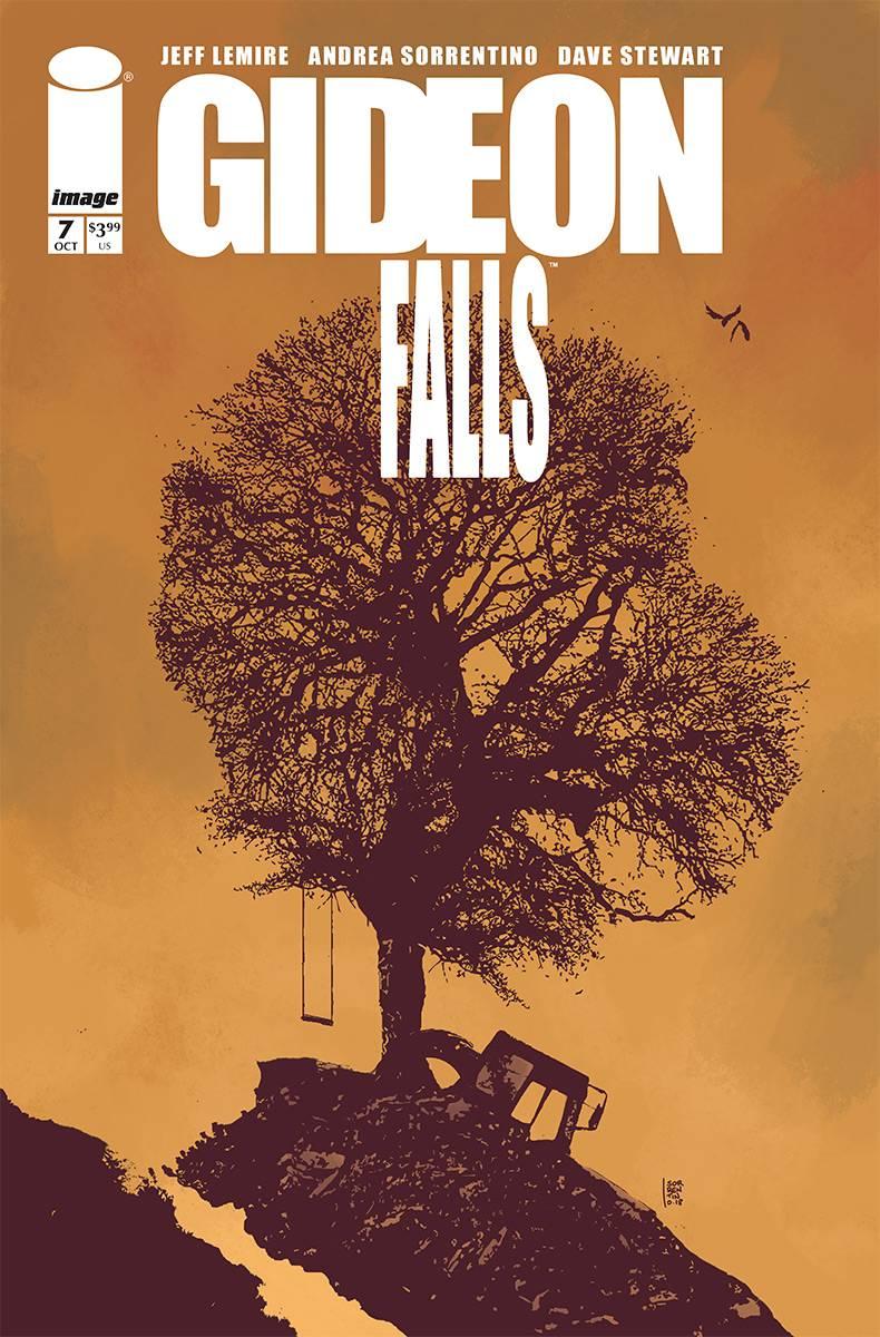 Gideon Falls #7 CVR A Sorrentino