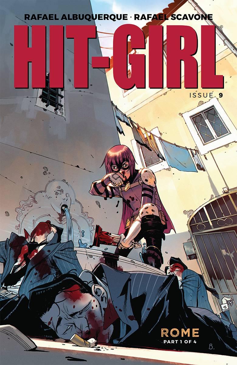 Hit-Girl  #9 CVR D Bengal
