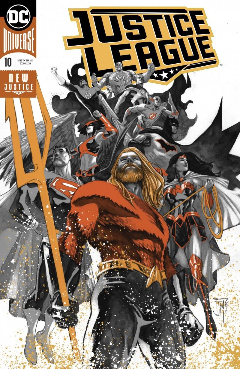 Justice League V3 #10 CVR A Foil