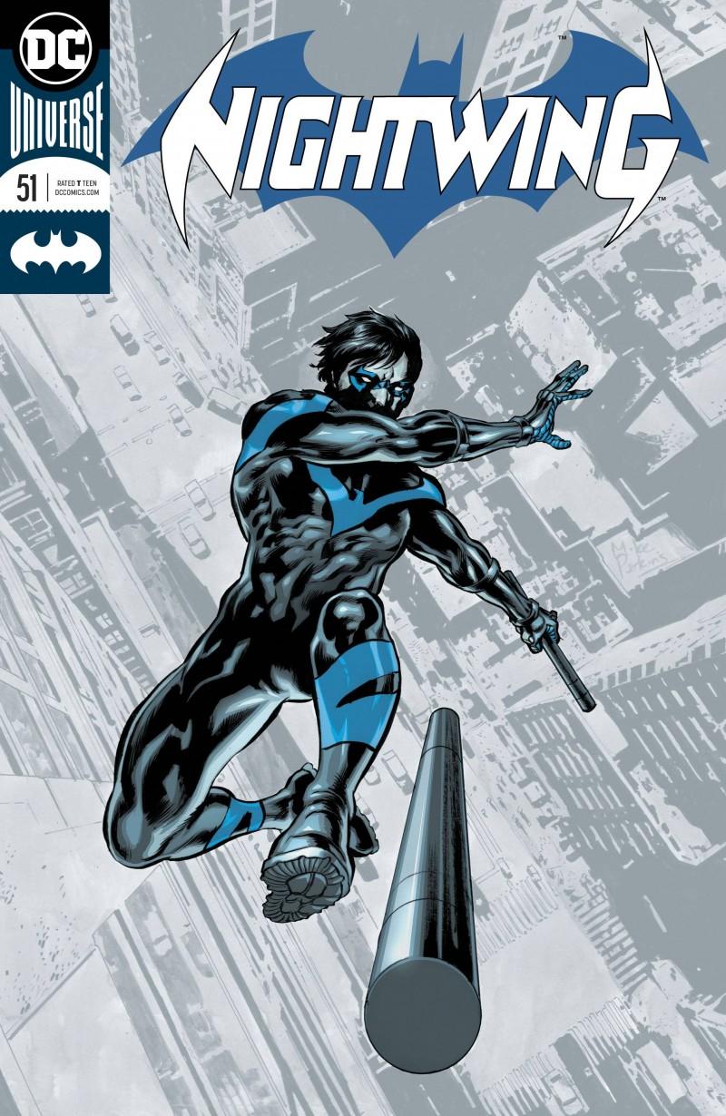 Nightwing  #51 CVR A Foil
