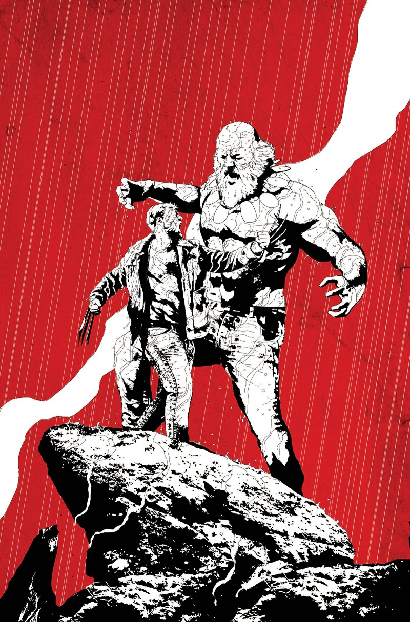 Old Man Logan V2 #49