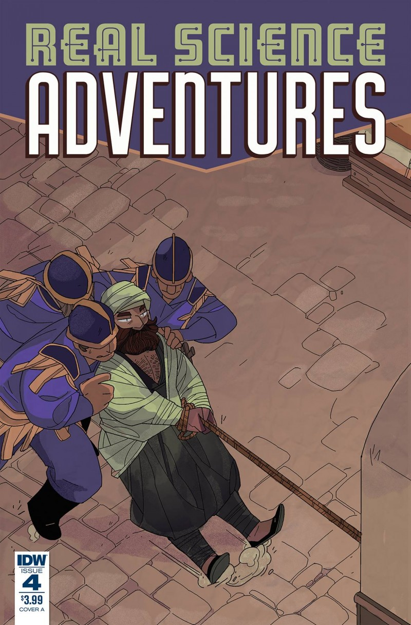 Real Science Adventures Nicodemus Job #4