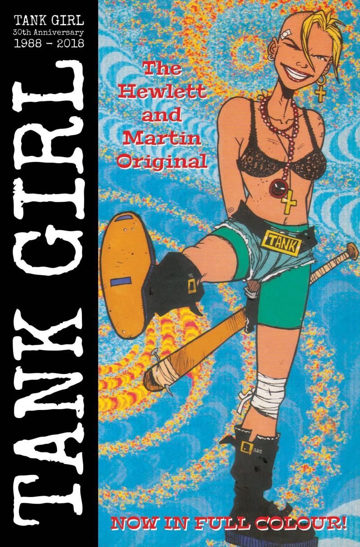 Tank Girl Full Color Classics 1989-1990 #2 CVR B