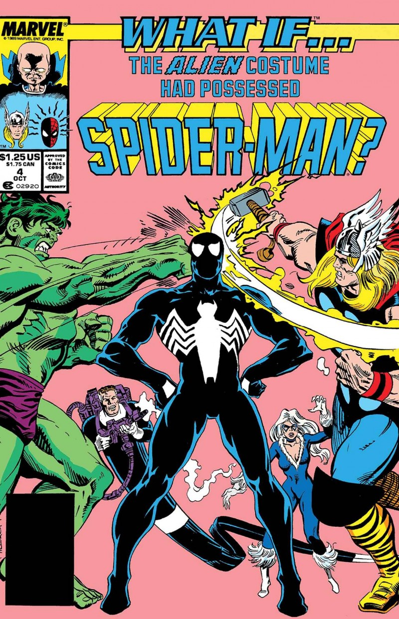 True Believers One-Shot What If Alien Costume Possessed Spider-Man