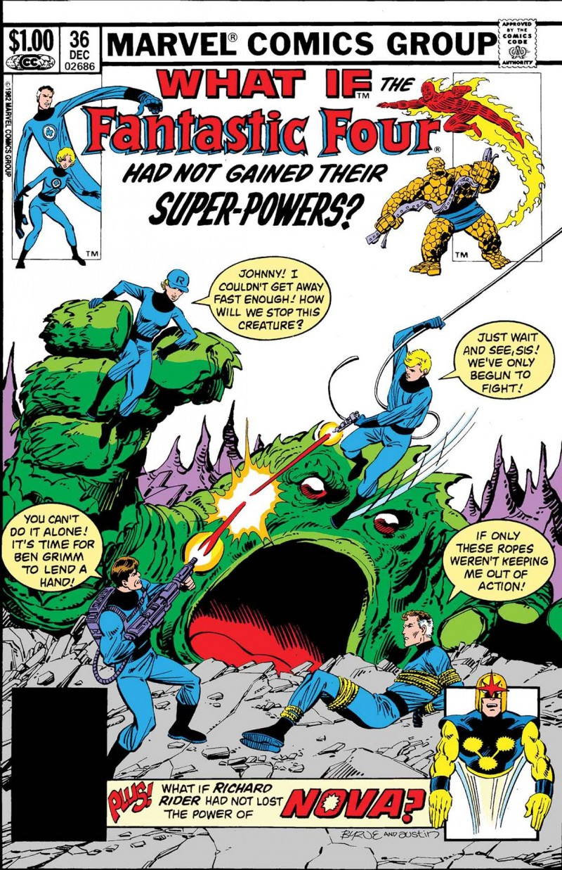 True Believers One-Shot What If Ff Had Not Gained Their Powers