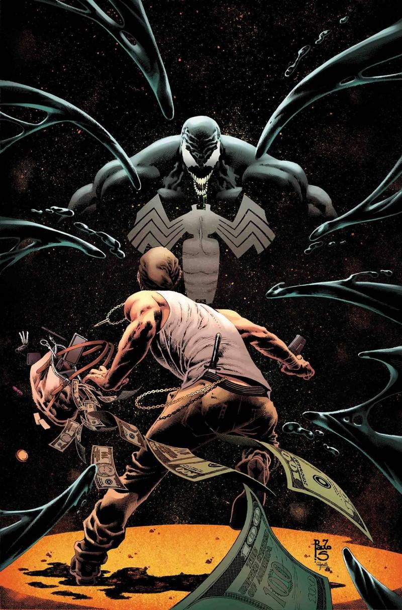 Venom  Annual #1 CVR A