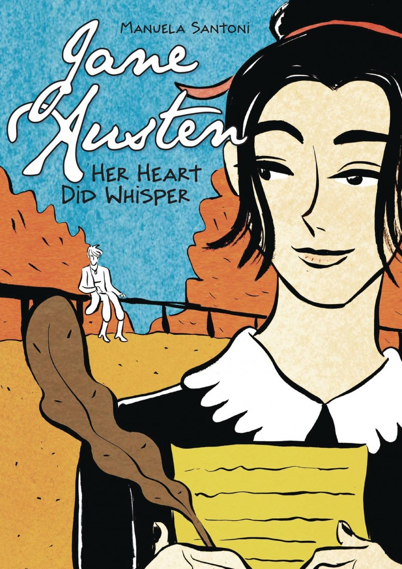 Jane Austen Her Heart Did Whisper GN