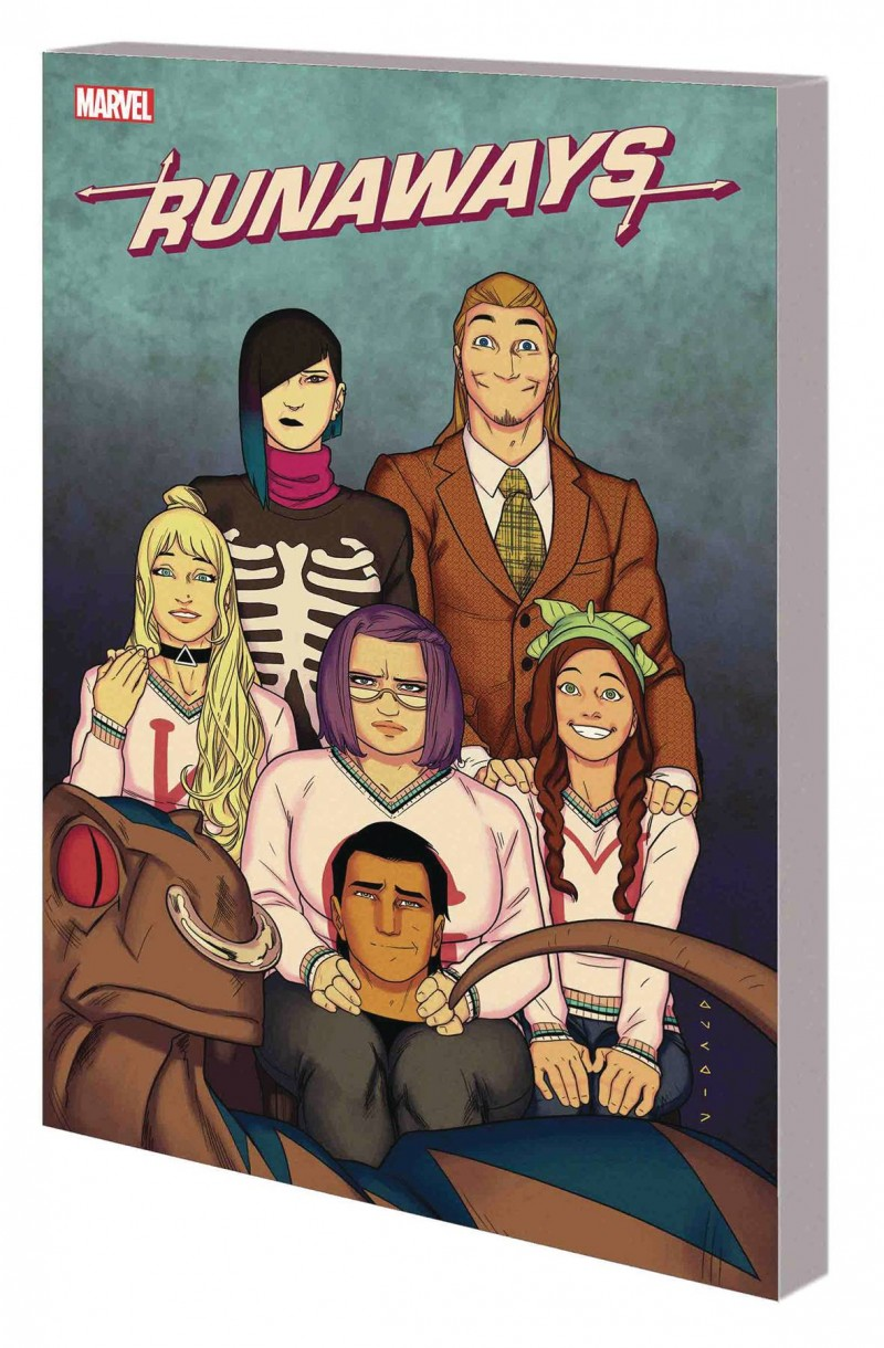 Runaways TP Rainbow Rowell V2 Best Friends Forever
