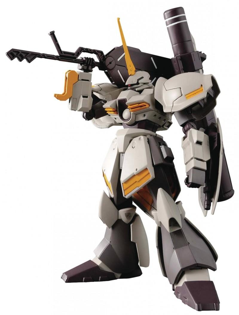 Gundam HGBD Build Divers Galbaldy Rebake