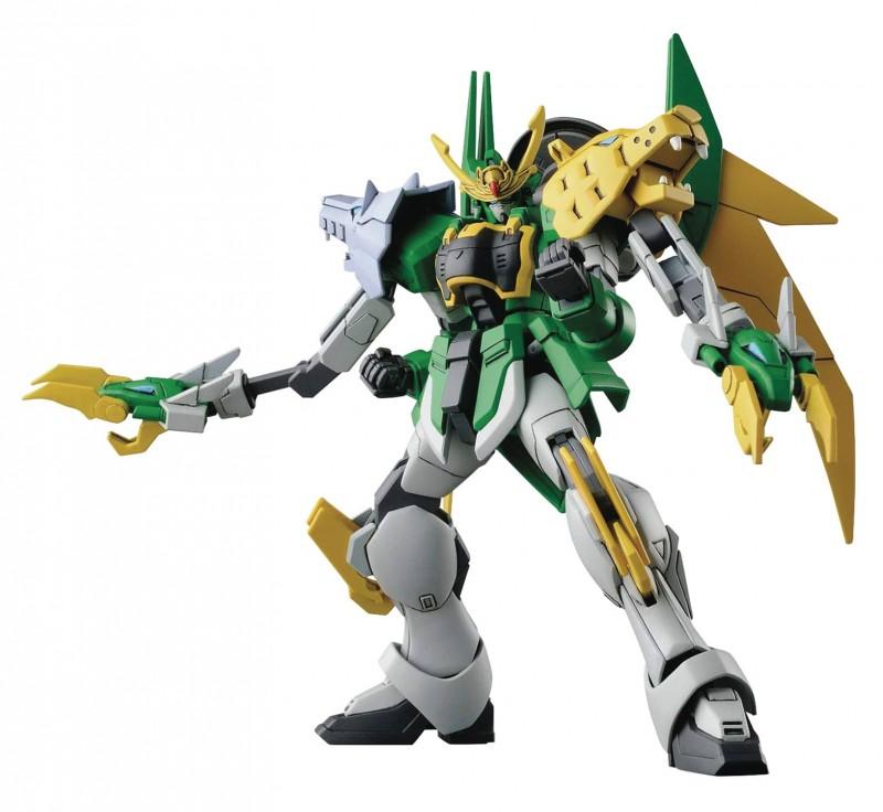Gundam HGBD Build Divers Gundam Jiyan Altron