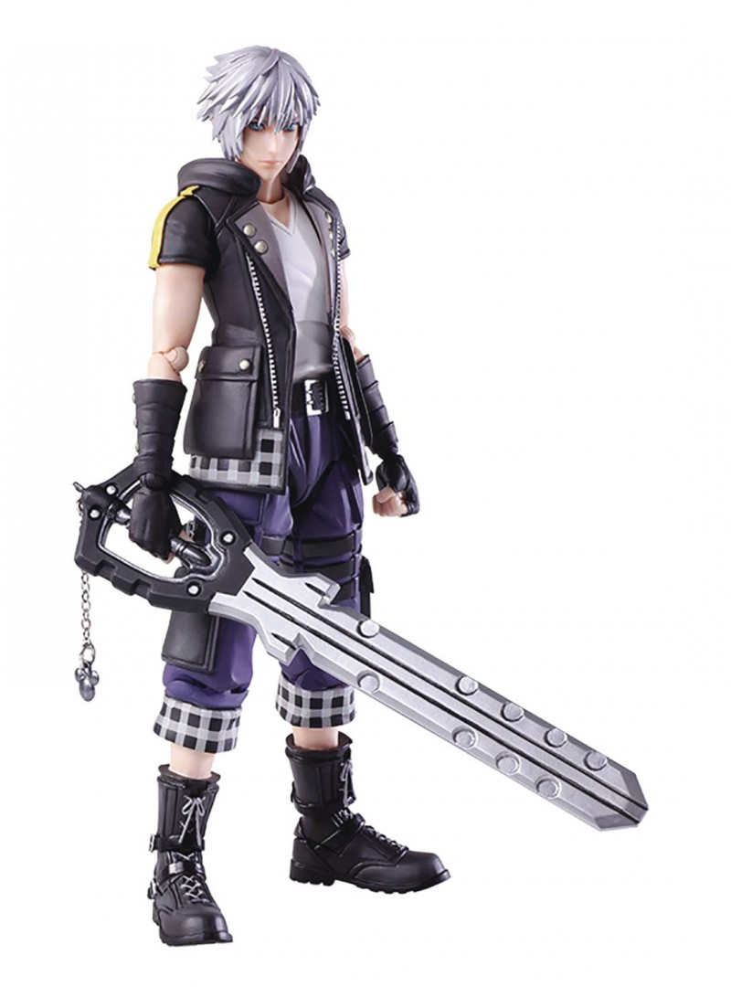 Kingdom Hearts III Bring Arts AF Riku