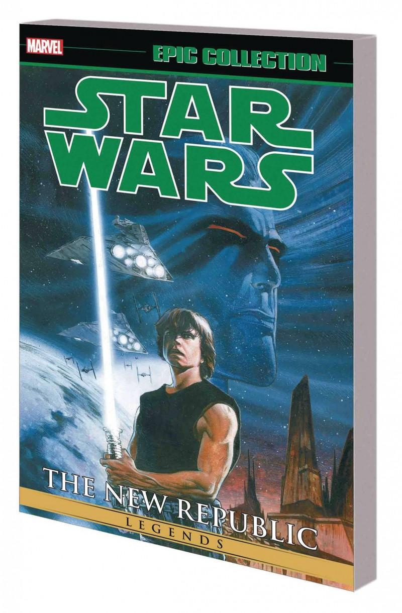 Star Wars TP Legends Epic Collection New Republic V4