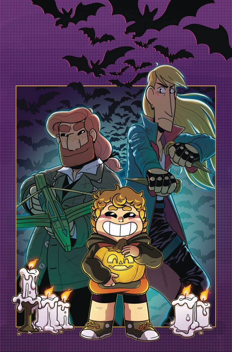 Backstagers One-Shot Halloween Intermission