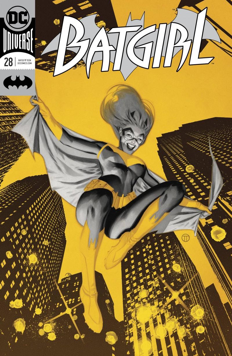 Batgirl V5 #28 CVR A Foil