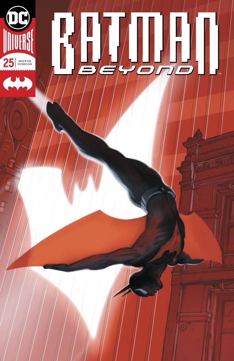 Batman Beyond V6 #25 CVR A Foil