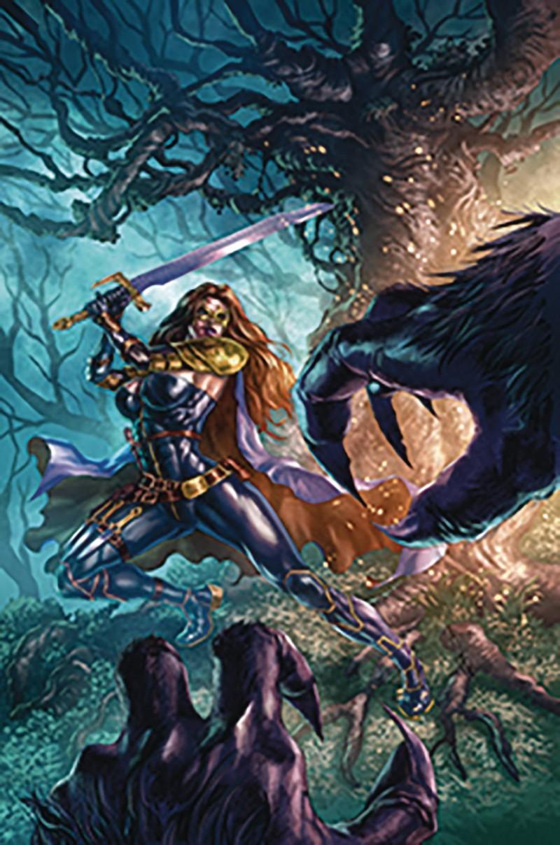 Belle Beast Hunter #5 CVR A Quah