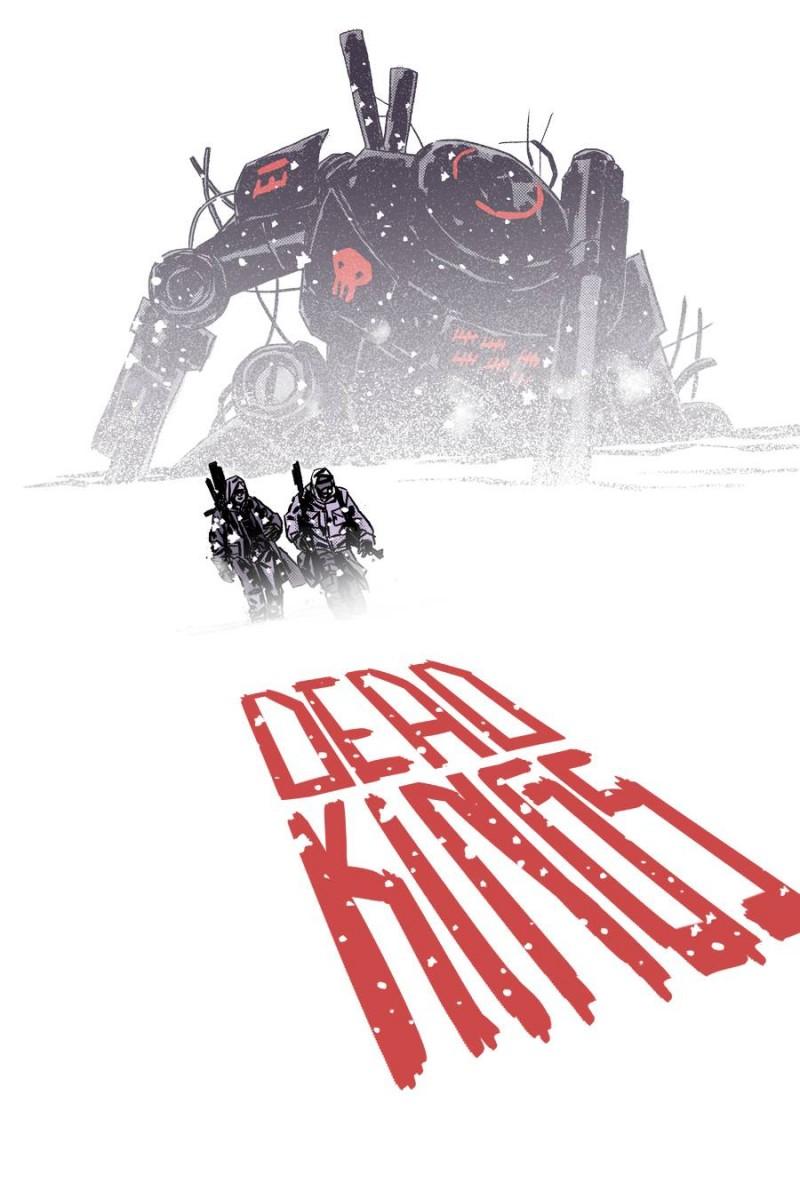 Dead Kings #1 CVR A Dow