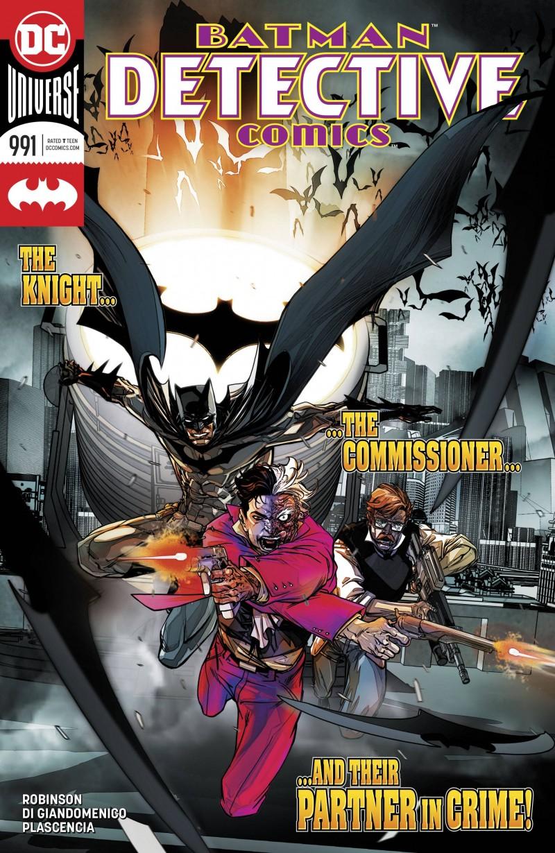 Detective Comics #991 CVR A