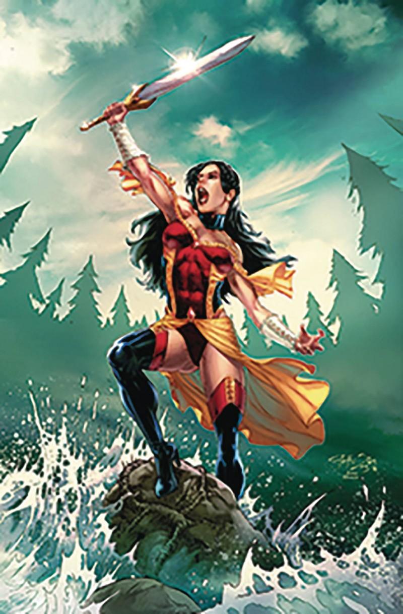 Grimm Fairy Tales V2 #22 CVR A Diaz