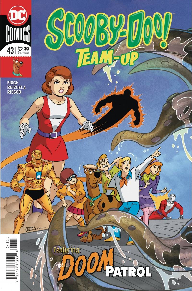 Scooby Doo Team Up #43