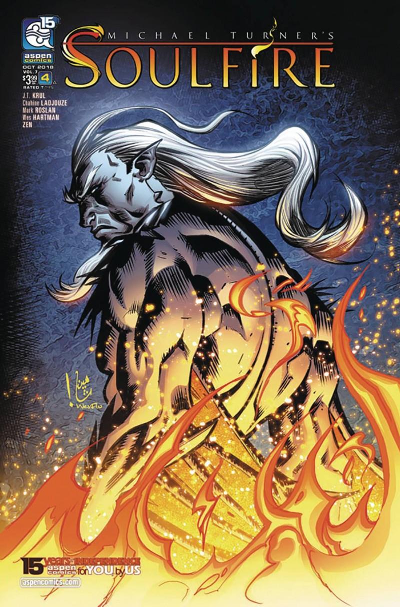 Soulfire  #4