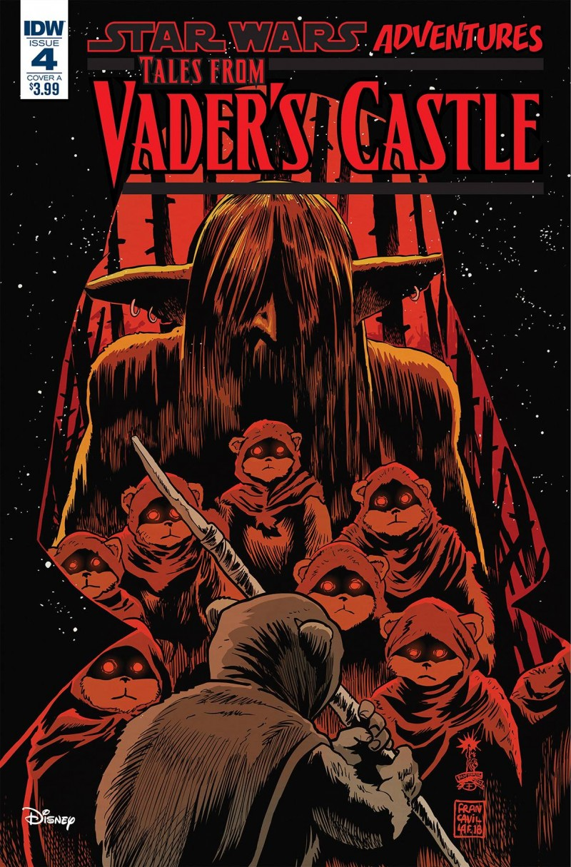 Star Wars Tales from Vaders Castle #4