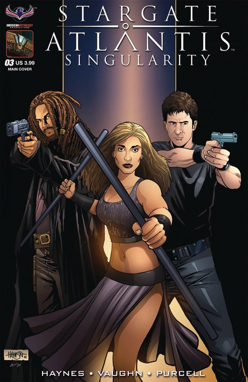 Stargate Atlantis Singularity #3